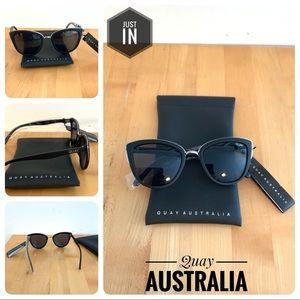 🆕Quay Australia Cat Eye Sunglasses